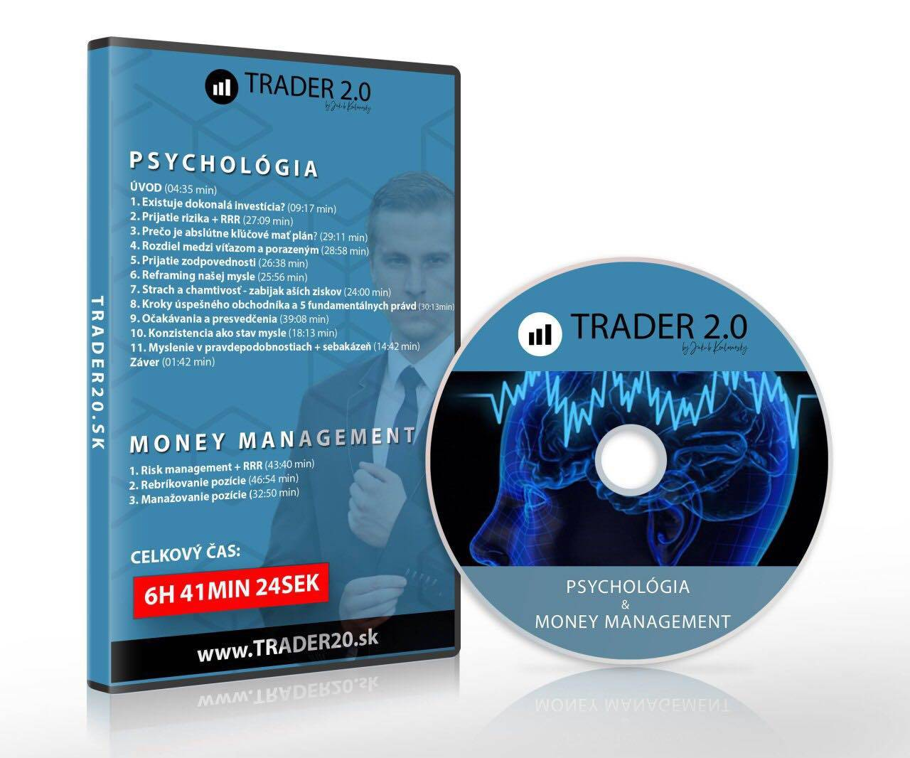 Psychológia - Trader 2.0