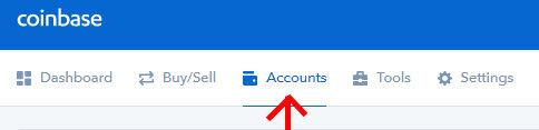 Coinbase - Accounts
