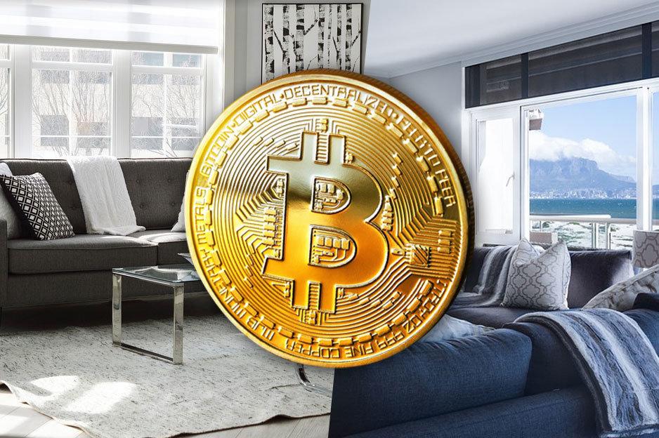 Platba za nájom Bitcoinom