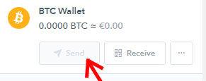 Coinbase - Send