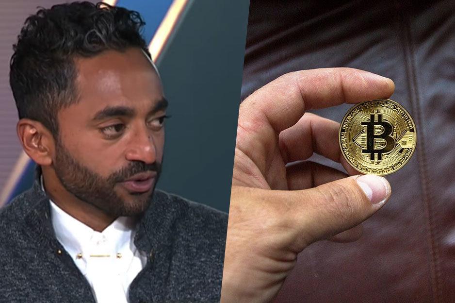 Chamath Palihapitiya o Bitcoine