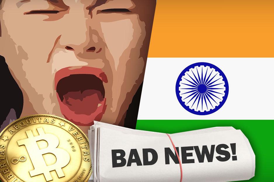 India - zlé správy