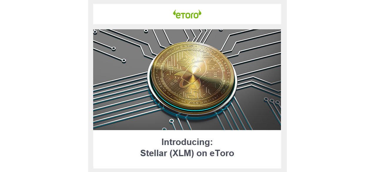 Stellar na Etoro