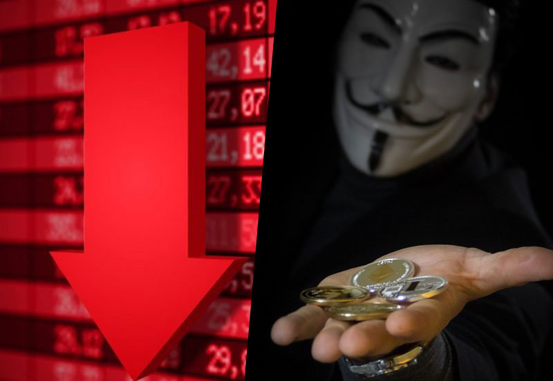 Dark web a Bitcoin