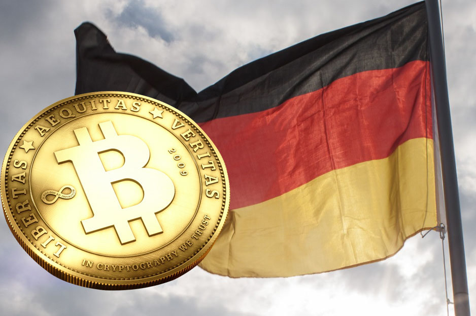 Nemecko a kryptomeny