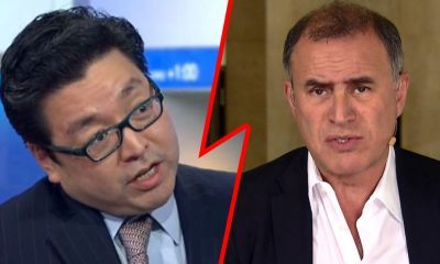 Lee a Roubini