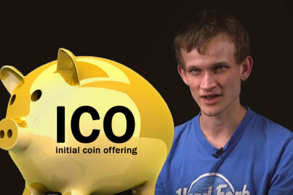 Buterin a ICO