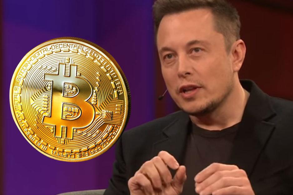 Elon Musk a Bitcoin