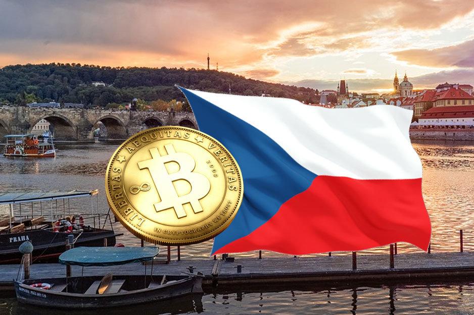 Bitcoin a Česko