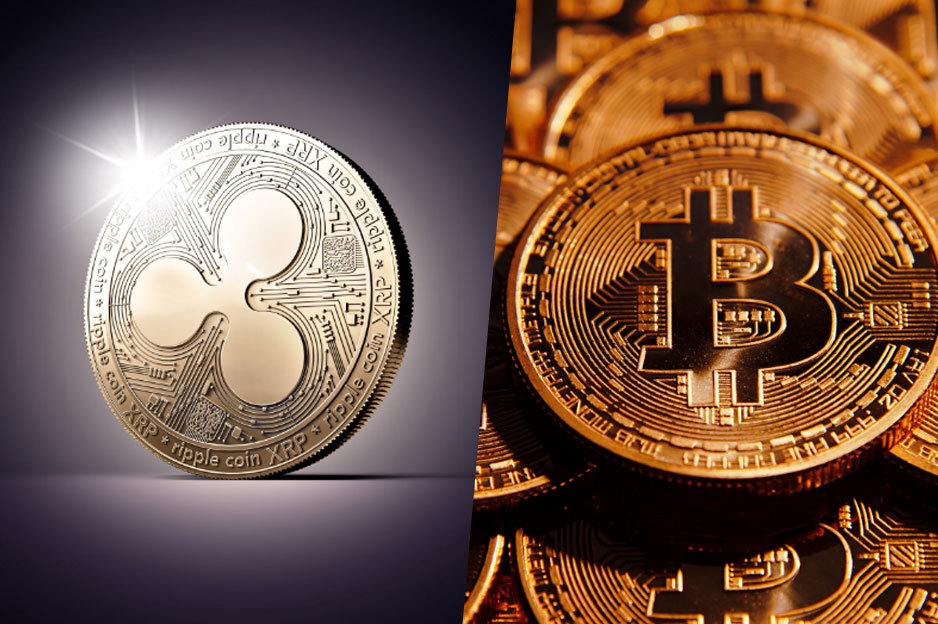 Ripple (XRP) vs. Bitcoin