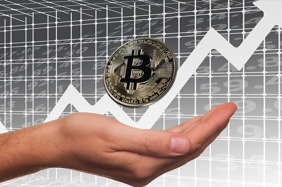 Bitcoin rast