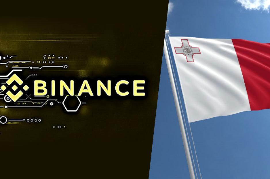 Binance a Malta
