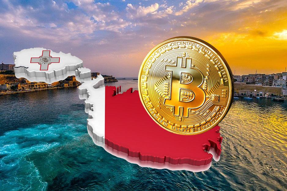 Malta - kryptomeny