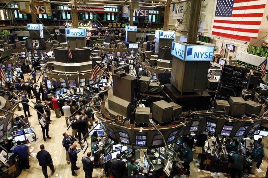 Burza Nyse Wall Street