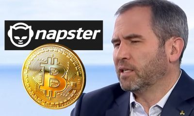 Garlinghouse, Bitcoin, Napster