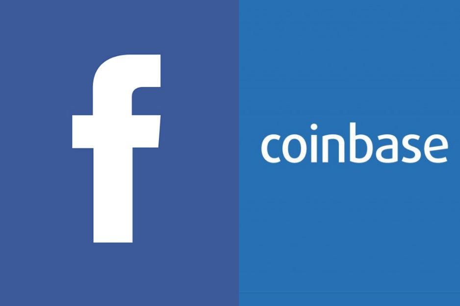 Facebook a Coinbase
