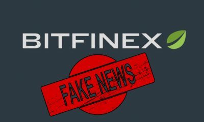 Bitfinex - fake news