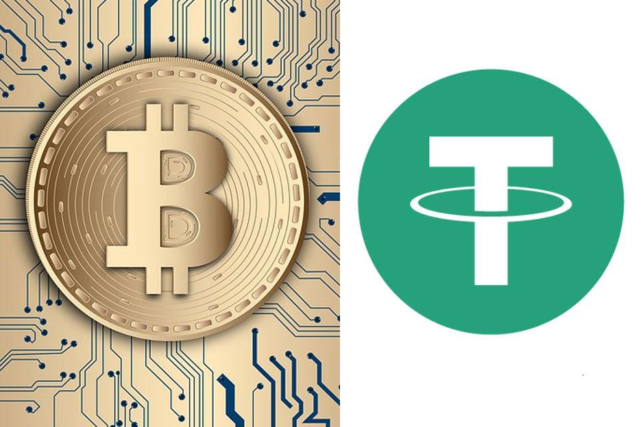 Bitcoin vs. Tether (USDT)
