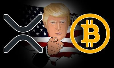 Trump: XRP vs. Bitcoin
