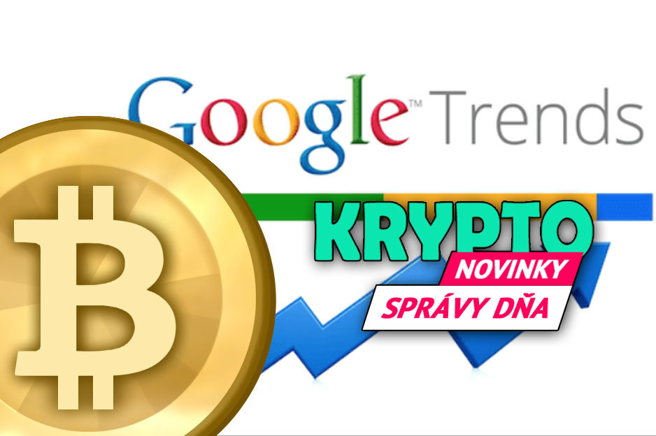 Správy dňa - Google Trends