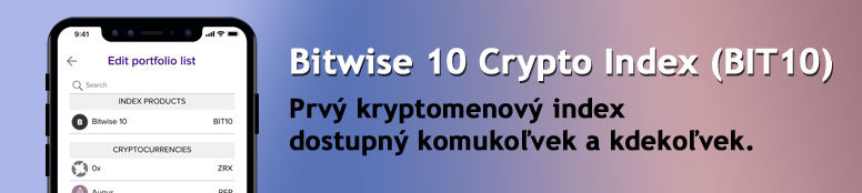 Bitwise 10 Crypto Index (BIT10) - banner
