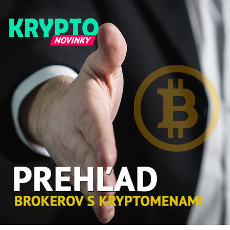 Prehľad brokerov s kryptomenami