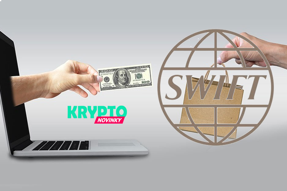 SWIFT, kryptomeny
