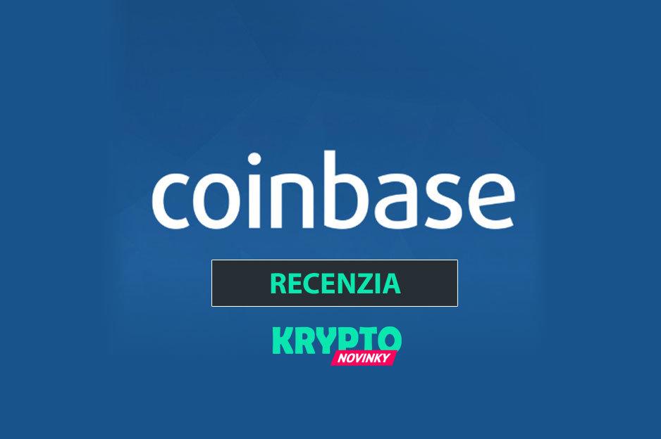Recenzia Coinbase