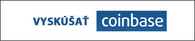 Vyskúšať Coinbase