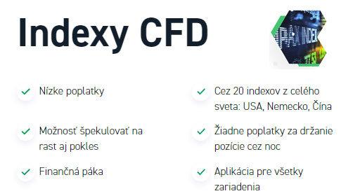 XTB indexy