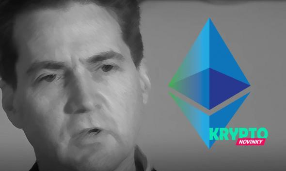 Craig Wright, Ethereum