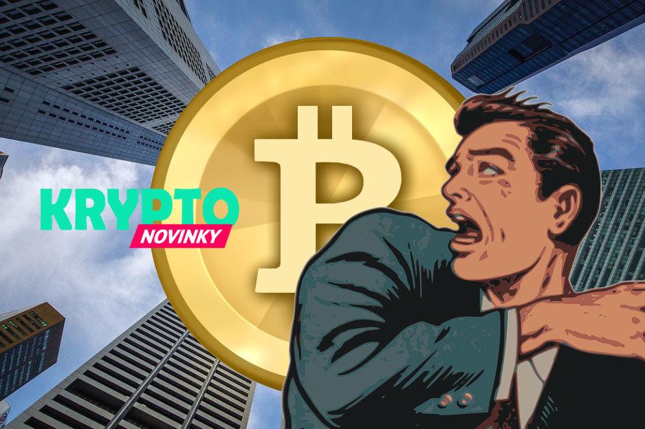 Bitcoin banky