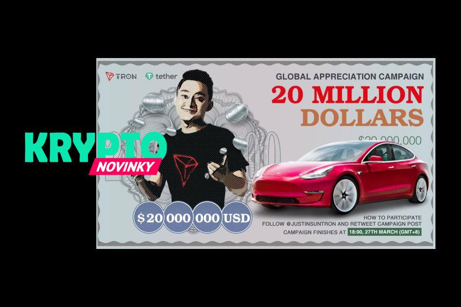 Súťaž Tron Tesla