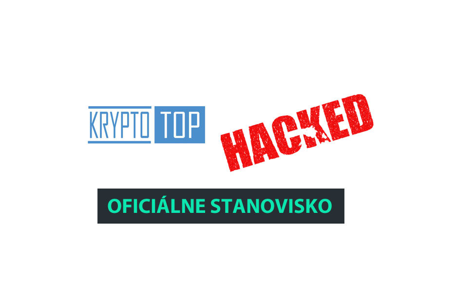 KryptoTop stanovisko