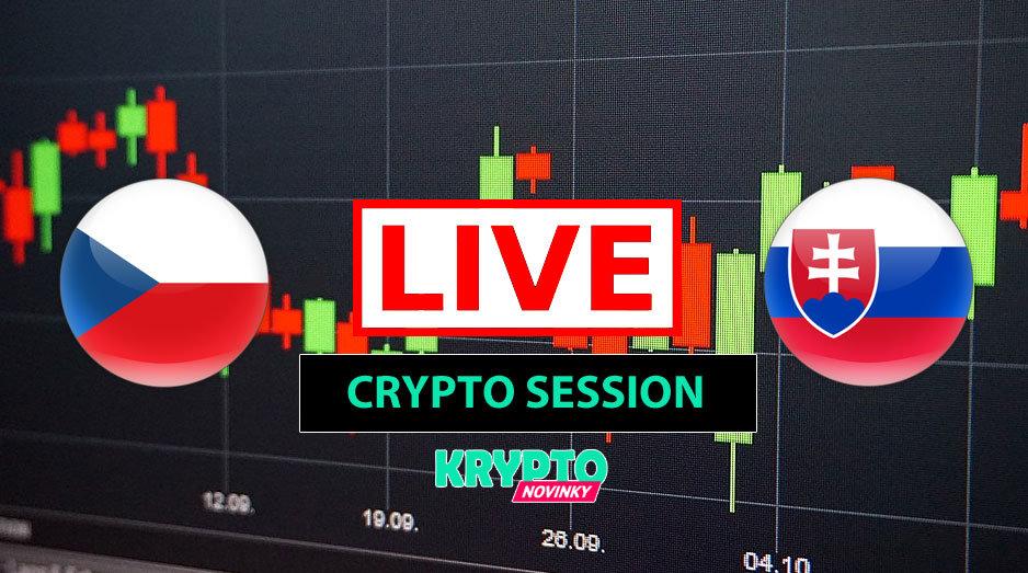 Live Crypto Session