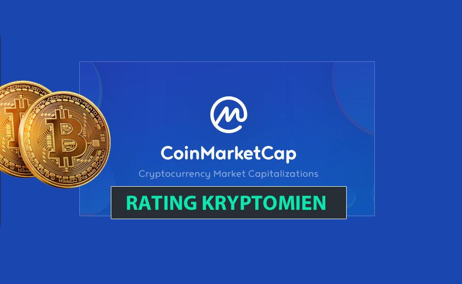 CoinMarketCap Rating
