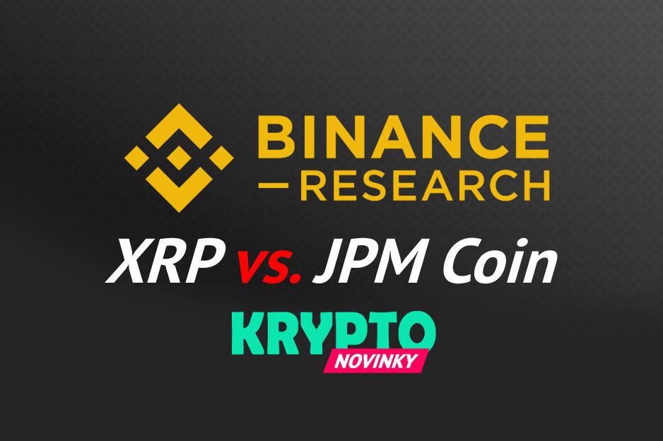 JPM vs. Binance