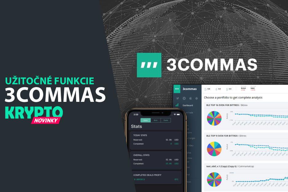 3commas-funkcie