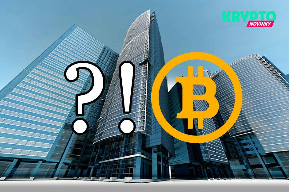 Banky a kryptomeny