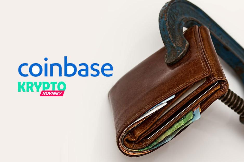 Coinbase peňaženka