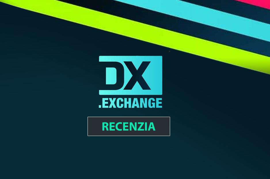 Dx.Exchange recenzia