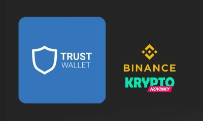 Binance, Trust Wallet