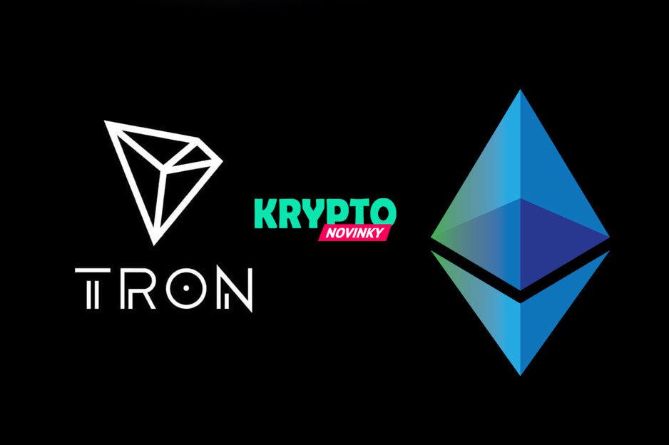 Tron vs. Ethereum