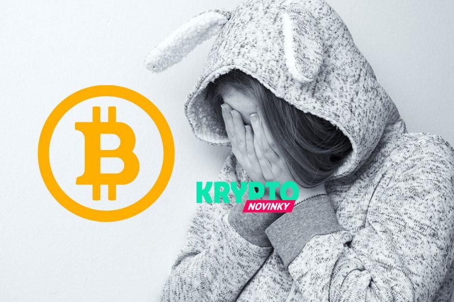 Bitcoin problém