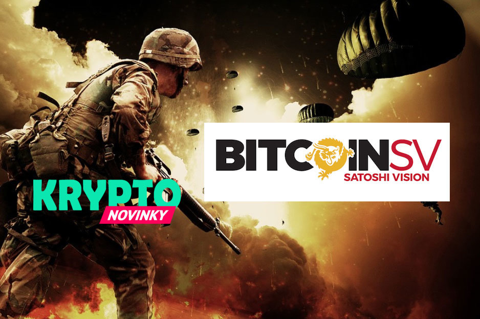 Bitcoin SV vojna