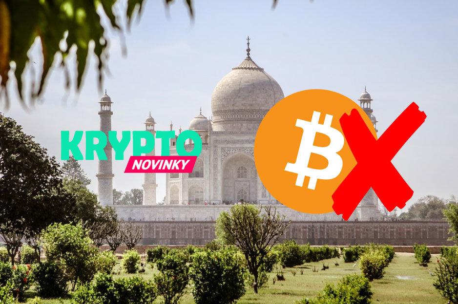 India a kryptomeny