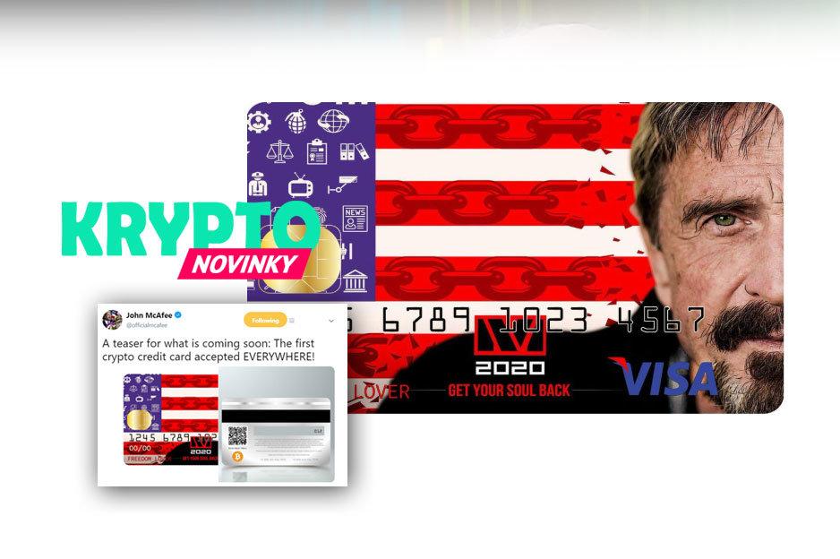 debetná karta Bitcoin
