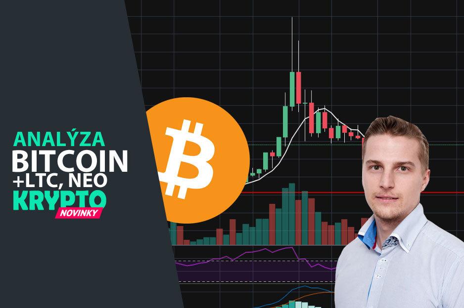 Jakub Kraľovanský Bitcoin analýza