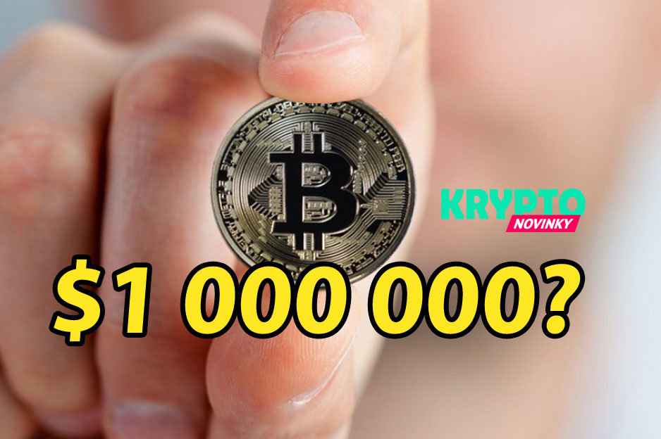 Bitcoin milión dolárov