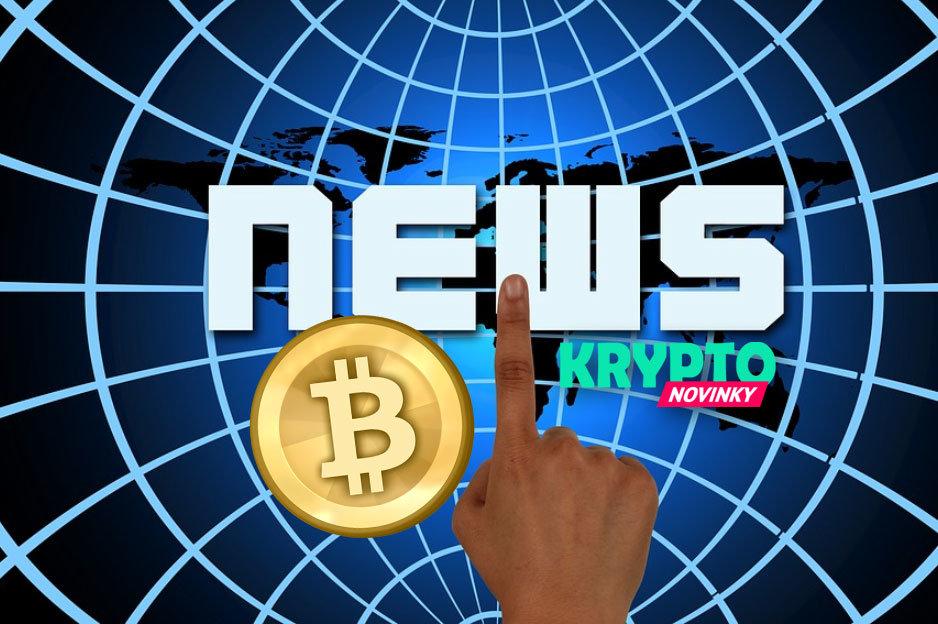 Novinky Bitcoin